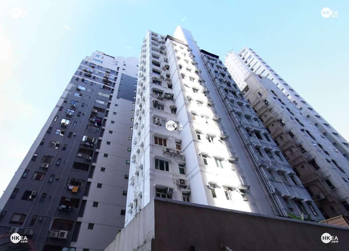 Poho|住宅|榮華閣|醫院道 18號