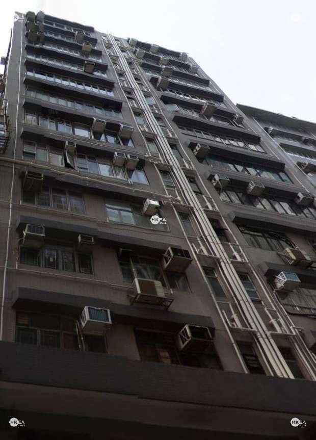 長沙灣|工商舖|永盛工業大廈|青山道 588-592號