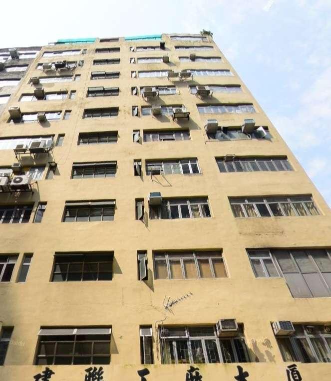 大角咀 工商舖 建聯工廠大廈 洋松街 89-91號