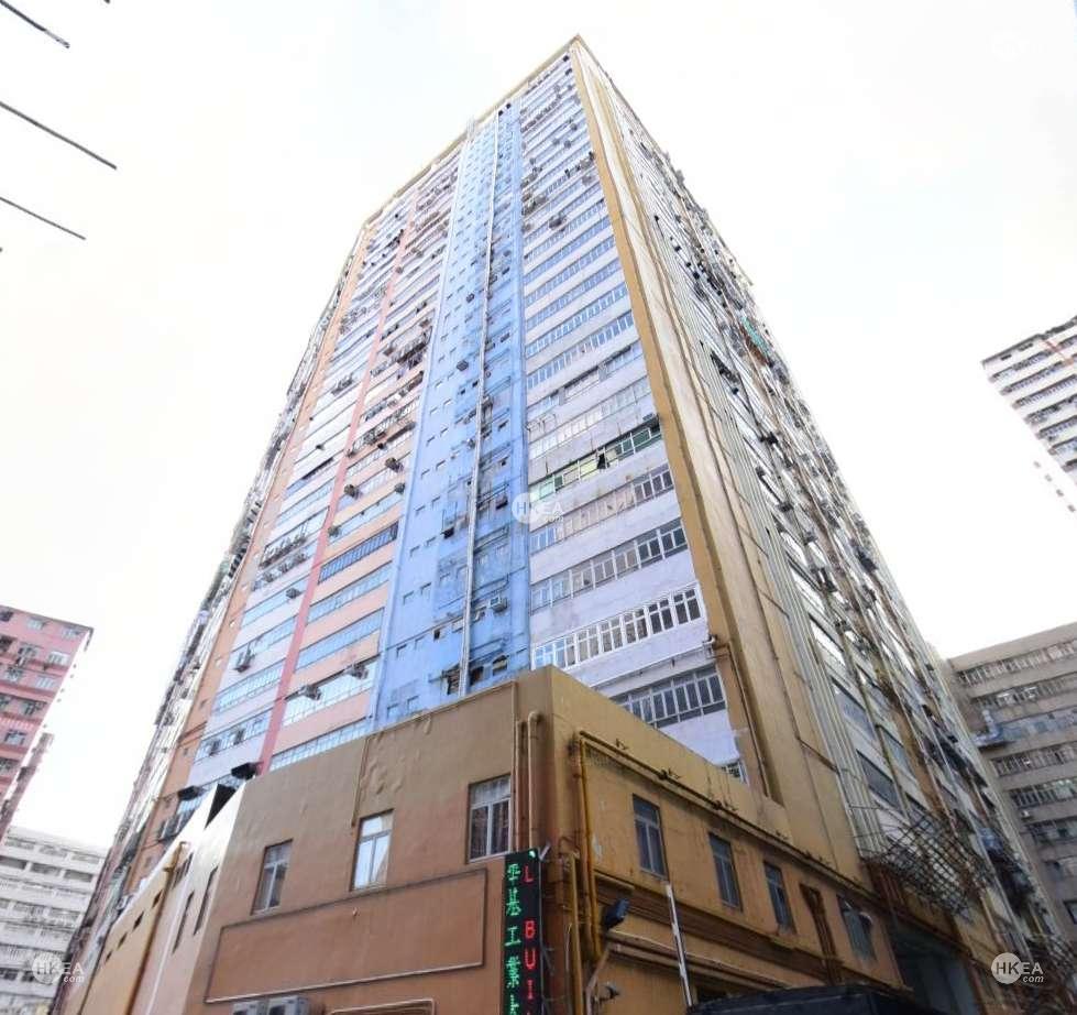 葵涌|工商舖|華基工業大廈|打磚坪街 49-53號